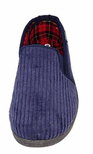 Dunlop , Chaussons pour homme Bleu - Bleu marine