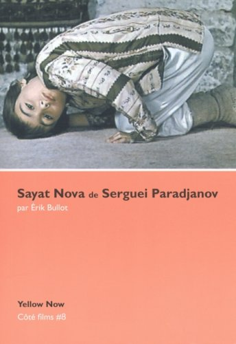 Sayat Nova de Serguei Paradjanov : La face et le profil