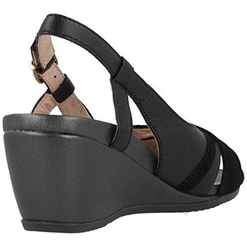 Sandali e infradito per le donne, colore Nero , marca STONEFLY, modello Sandali E Infradito Per Le Donne STONEFLY SWEET II Nero Nero