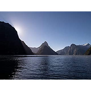 Neuseeland: Der Milford Sound - Am ADW Neuseelands