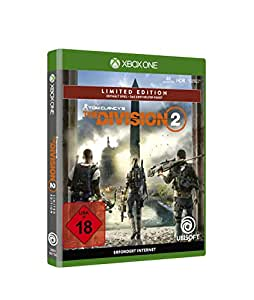 tom clancy 39 s the division 2 limited edition xbox one. Black Bedroom Furniture Sets. Home Design Ideas