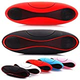 MINI Bluetooth Multimedia Speaker System With FM / Pen Drive / Micro-SD Card Slot Apple IPad Wi-Fi And All Other Smartphones - Rugby Mini X6 By S.R.ENTERPRISES