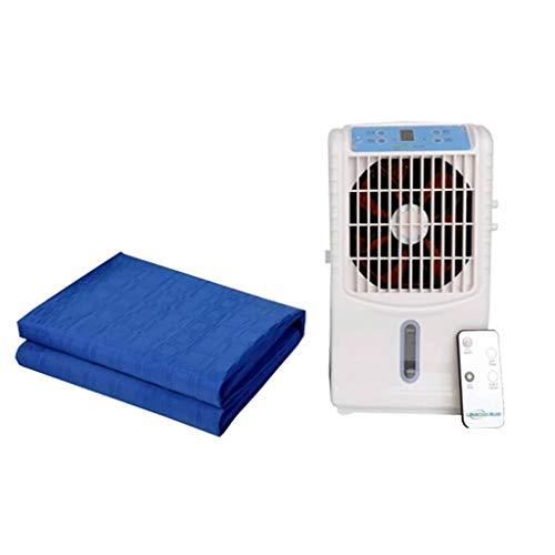 LI HAO SHIO Klimaanlagenventilator, Energiesparventilator, tragbarer Klimaanlagenventilator, Kleiner Kühler, wassergekühlte Matratze 6W (Size : 70 * 160cm)