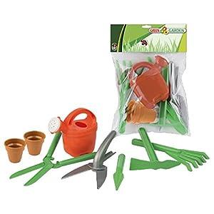 Androni Giocattoli 1701-0000 Set de herramientas de juguete herramienta de juguete - Herramientas de juguete (Set de herramientas de juguete, Verde, Rojo, De plástico, 1 año(s), Niño/niña, 7 pieza(s))