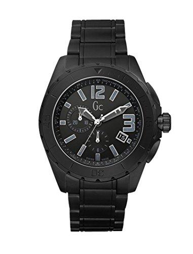 Guess - Watch - Man - Guess Watch Man X76011G2S Black - TU