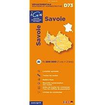 Savoie : 1/200000