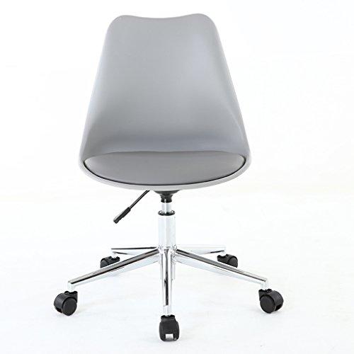 Rglrsf zhdc® sedia, europa del nord può sollevare sedia per computer piccola sedia da ufficio moderna piccola sedia girevole sedia per studenti scrivania e sedia sedia del computer (colore : #4)