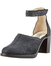 Amazon.es  Piel - Zapatos de tacón   Zapatos para mujer  Zapatos y ... 701a5c999d58
