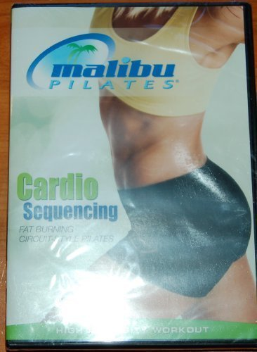 Malibu Pilates Cardio Sequencing Fat Burning Circuit-Style Pilates DVD by N/A