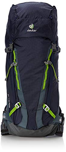 Deuter Herren Guide Alpin-Rucksack, Navy-Granite, 76 x 28 x 20 cm, 42 + 8 L -