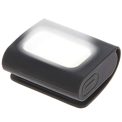 Vimmor LED-Sicherheitsleuchte - USB wiederaufladbarer Clip on für Sicheres Laufen Joggen Licht - Anzug zum Laufen, Walken, Kinder, Hundehalsbänder, Wandern, Camping, Ragnar, Trail Bike -
