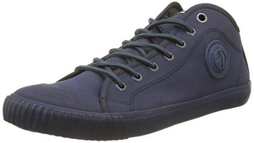 Pepe JeansIndustry Hydro - Scarpe da Ginnastica Basse Uomo , Blu (Bleu (590Ace Blue)), 42