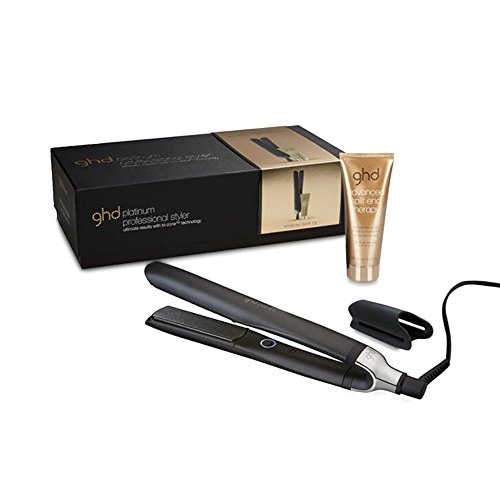 GHD Limited Edition Platinum Glätteisen & Advanced Split End Therapy Gift Set, 1er Pack (1 x 1 Stück)
