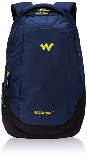 Wildcraft Turnaround Polyester 27 Ltrs Blue Laptop Bag (8903340000000)