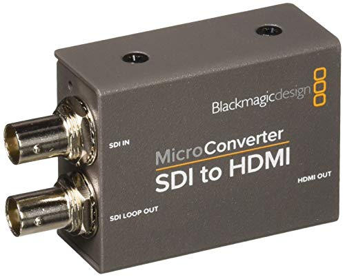 Blackmagic Micro Konverter - SDI - HDMI