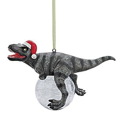 Toscano Blitzer T-Rex Ornament