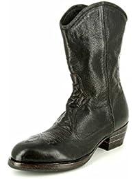 Moma 70604-M6 Damen Stiefel in Mittel