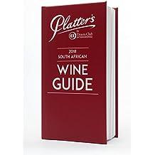 John Plater Wine guide 2018