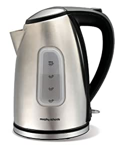 Morphy Richards Accents 43836 Jug Kettle, Stainless Steel