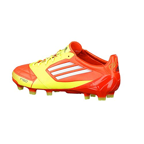 Adidas F50 Adizero TRX – Chaussures de football, cuir Orange