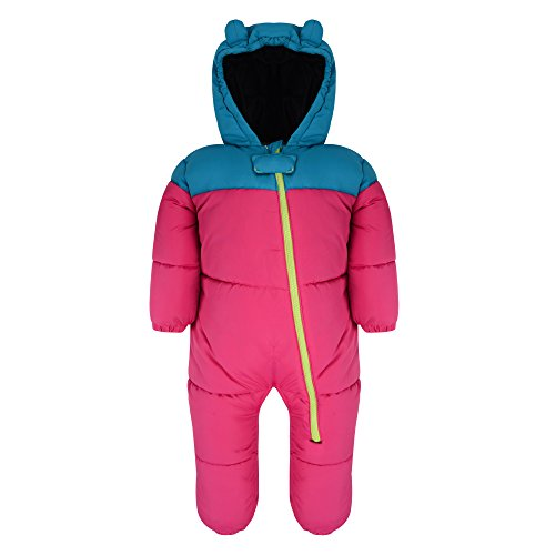 Dare 2b Bugaloo II Baby Schneeanzug, elektrisch, 0-6 Monate, Rosa