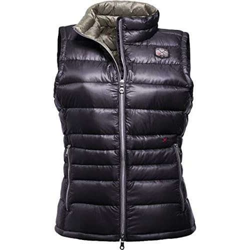 41kQtgHam0L. SS500  - YETI Care W's Lightweight Down Vest (M, Blck/CHGR)