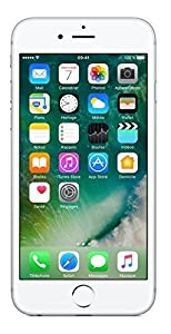 Apple iPhone 6S 16 GB UK SIM-Free Smartphone - Silver (Certified Refurbished)