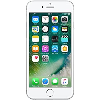 Apple iPhone 6s + Protector de Pantalla - Pack de iPhone 6S libre iOS (16 GB, pantalla de 4.7 pulgadas, cámara 12 MP) y protector de pantalla de ...