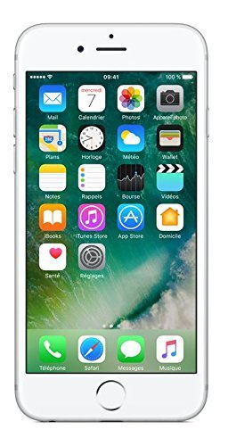 Apple iPhone 6s 16 GB UK SIM-Free Smartphone - Silver (Refurbished)