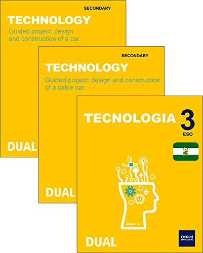 Inicia Dual Tecnología 3.º ESO Programa Bilingüe Andalucía. Pack Alumno - 9780190512811