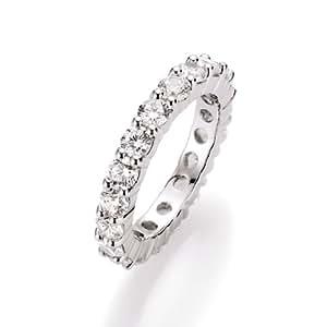 Spirit - New York Damen-Ring 925 Sterling Silber Zirkonia weiß Gr.54 (17.2) 93001193540