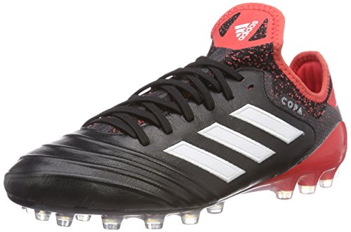 Adidas Copa 18.1 AG, Botas de fútbol para Hombre, Negro (Negbás/Ftwbla/Correa 000), 40 EU