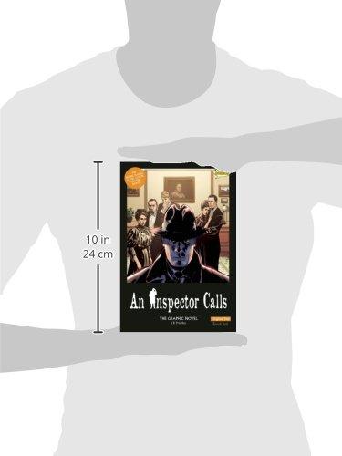 An Inspector Calls, Original Text: The Graphic Novel (Classical Comics)