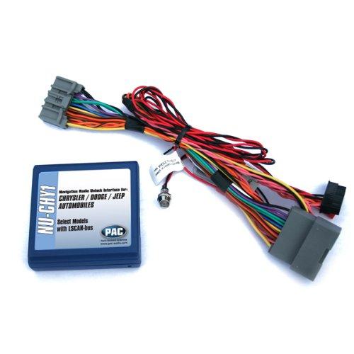 Preisvergleich Produktbild PAC NU-CHY1 Navigation-Freischaltung für Chrysler, Dodge, Jeep (2008-2012)