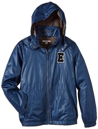Esprit - Blouson - Garçon - Bleu (Bleu Jean) - FR: 12 ans (Taille fabricant: M)
