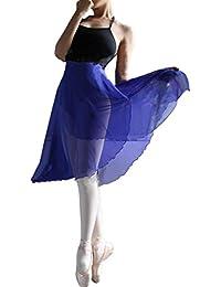 HOEREV adultes pure Wrap jupe, jupe Ballet Ballet danse Dancewear
