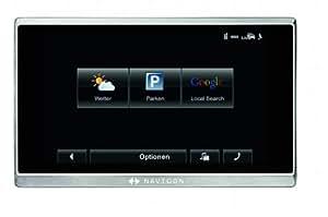 "Navigon 8450 LIVE -GPS Europe Ecran Tactile 5"" 3D SIRF IIIi+ Radars Bluetooth"