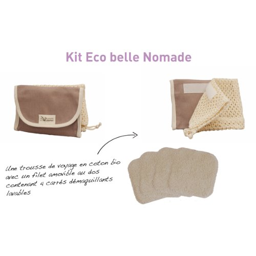 Kit Eco Belle Nomade Eucalyptus