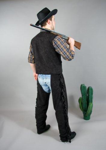 - Cowboy Chaps Kostüm