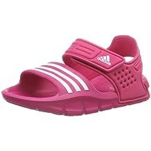 adidas Akwah 8 D6555 - Zapatillas de fitness para unisex-niño