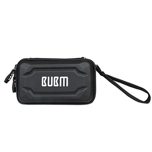 BUBM-Eva-Electronic-Accessories-Organizer-Case-Travel-Gadget-Bag-with-Handle-Perfect-for-Cables-USB-Drives-Batteries-memory-cards