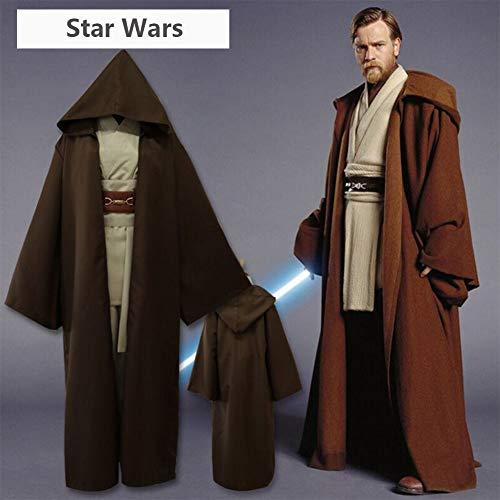GGOODD Pelicula Star Wars Anakin Skywalker Batas Capucha