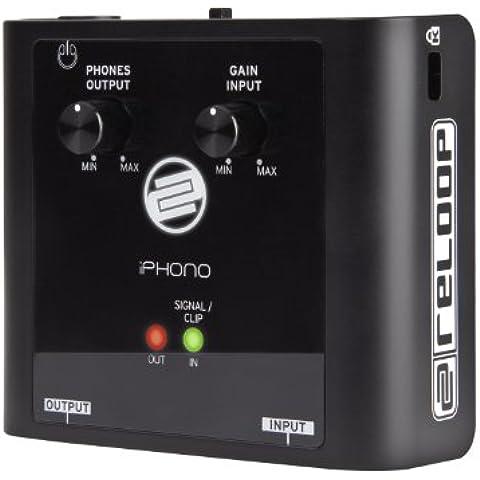 Reloop iPhono2 interfaccia audio USB scheda audio