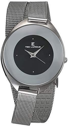 Ted Baker Audio A0446RBNF - Reloj para mujeres, correa de cuero