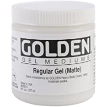 Medium Gel regolari 8 once-opaca