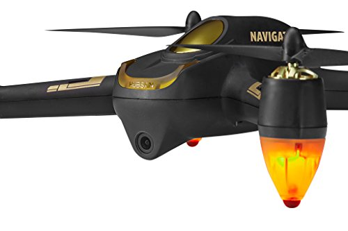 Revell Control RC GPS Quadrocopter mit FPV Full HD-Kamera, ferngesteuert mit GHz Fernsteuerung mit Display für Live-Stream & Telemetrie, bis zu 20 Min Flugzeit, Follow-me, Coming-home, NAVIGATOR 23899 - 4