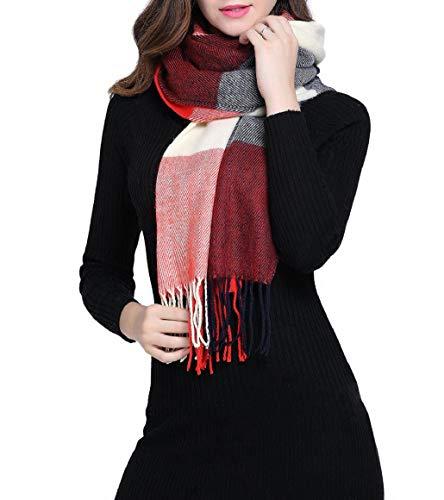 QS_Go bufanda señora Señora otoño invierno Chal