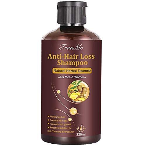 Haarwachstums Shampoo, Anti-Haarverlust Shampoo, Effektiv gegen Haarausfall,