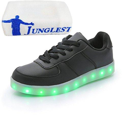 Flagge kleines Leuchten present Frauen C34 Unisex Freizeitschuhe Led Lade junglest® Handtuch Glow American Männer Star Usb Luminous Schuhe SwZnxgw