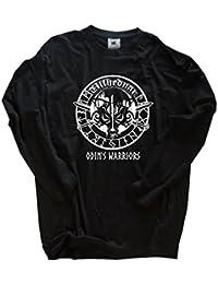 Original Viking-Shirts T-Shirt | Ulfhednar - odins warrior Wikinger | 100 % Baumwolle | bequem & hoher Tragekomfort